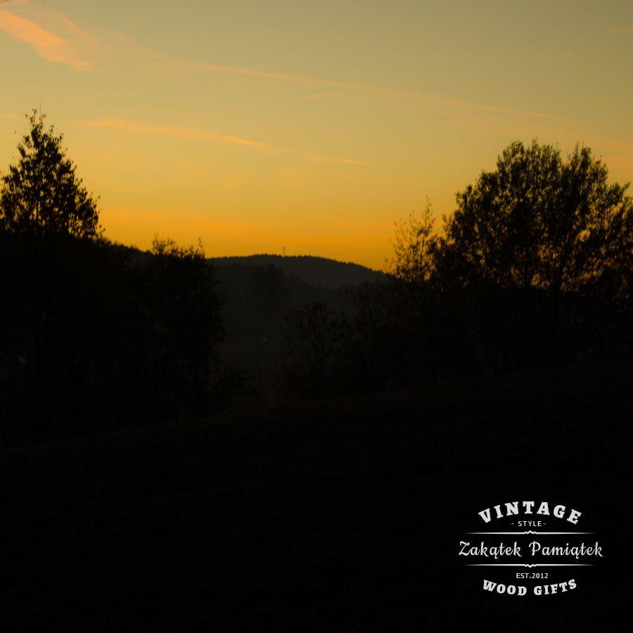 Zachód słońca.. nasz ulubiony czas..