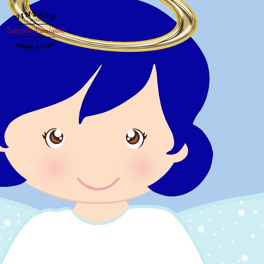 Pudełko wspomnień z Aniołem Stróżem