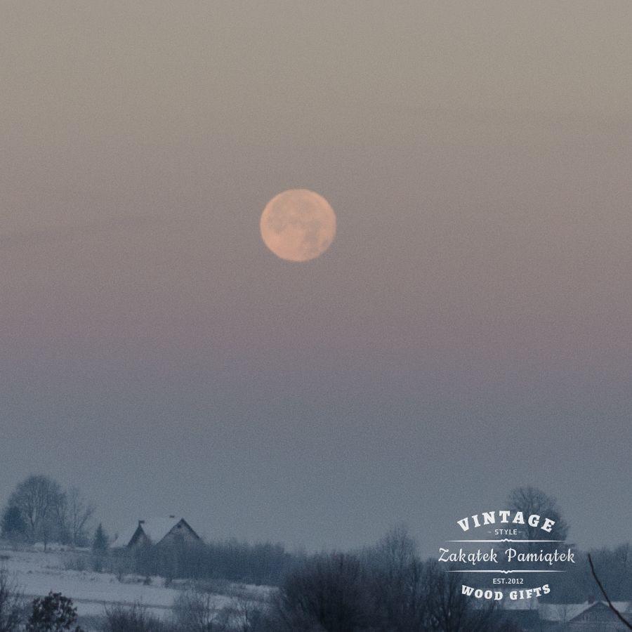 Domaradz pełnia księżyca