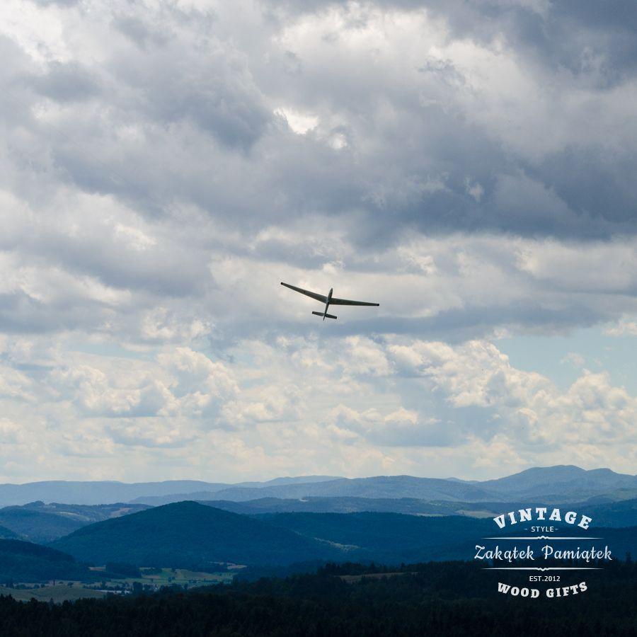 Szybownictwo jest najbardziej romantycznym sportem lotniczym
