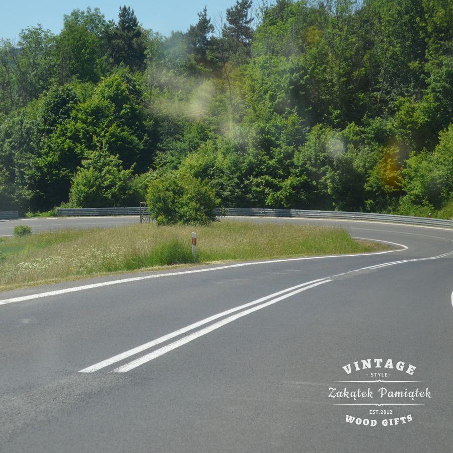 Najdłuższe serpentyny w Polsce
