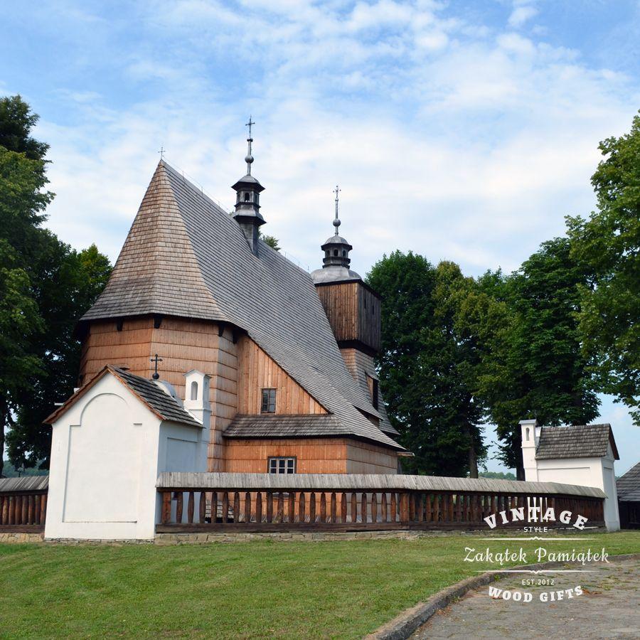 Szlak Architektury Drewnianej (województwo podkarpackie)