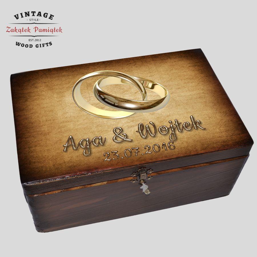 pudełko kuferek wspomnień