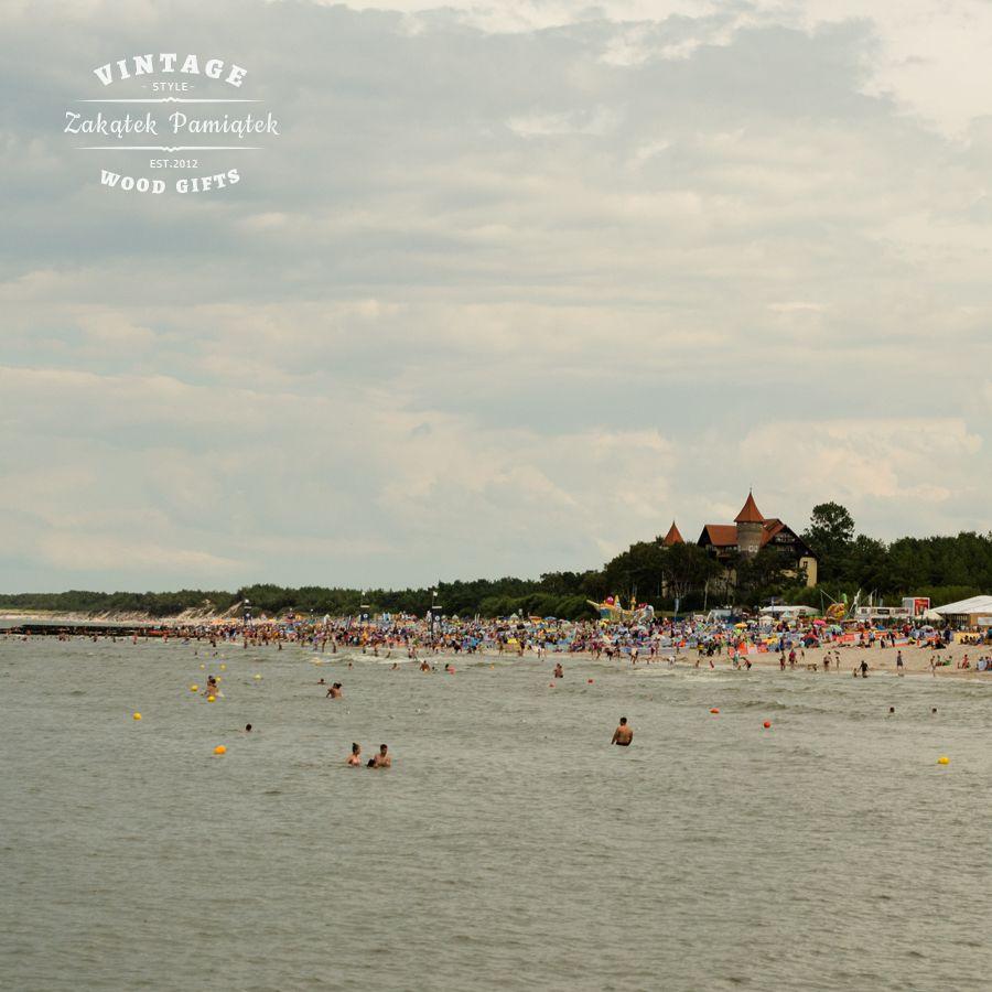 plaża A Łeba