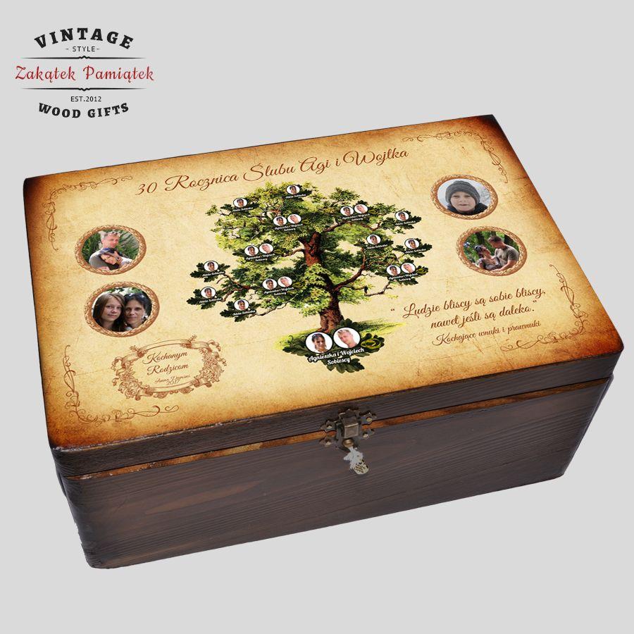 pudełko wspomnień, drzewo genealogiczne, zakątek pamiątek