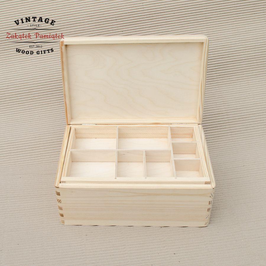 pudełko wspomnień surowe