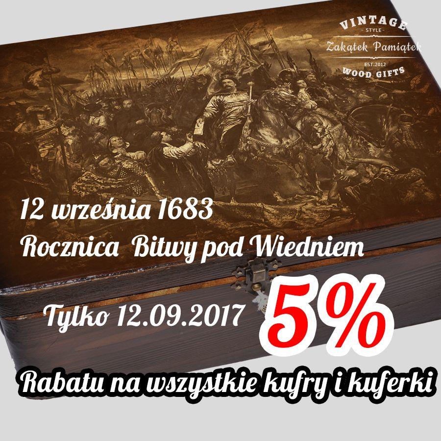 12 września rocznica Bitwy pod Wiedniem, zakątek pamiątek
