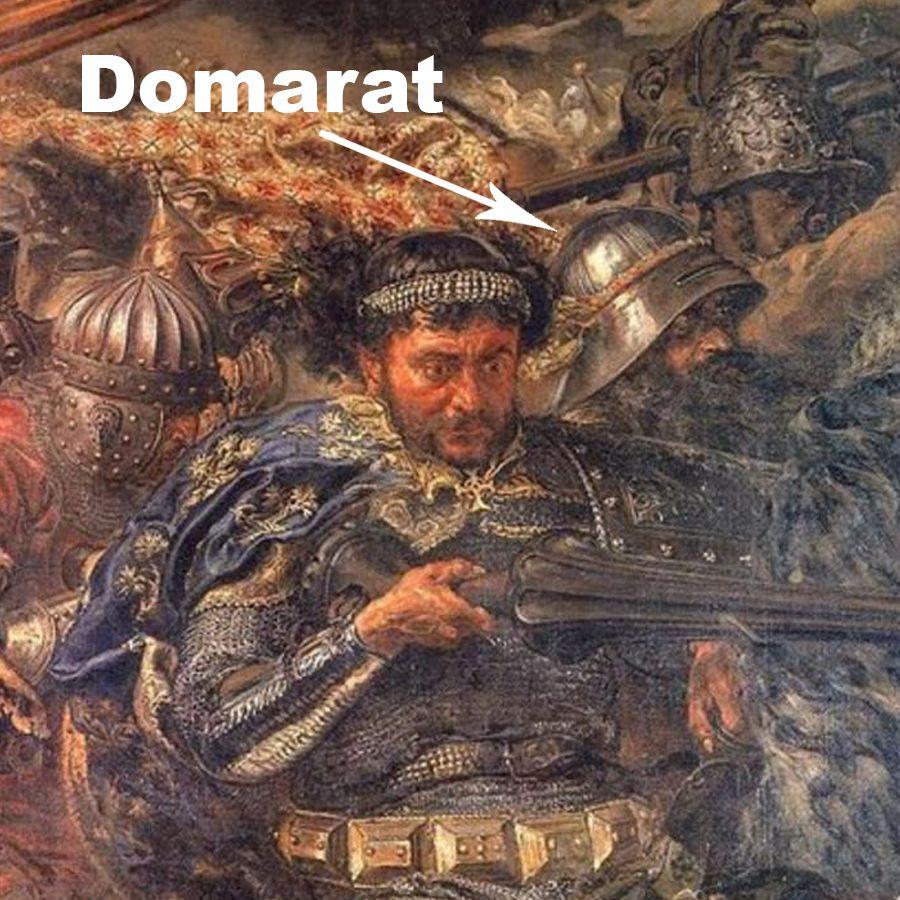 Co oznacza słowo Domaradz