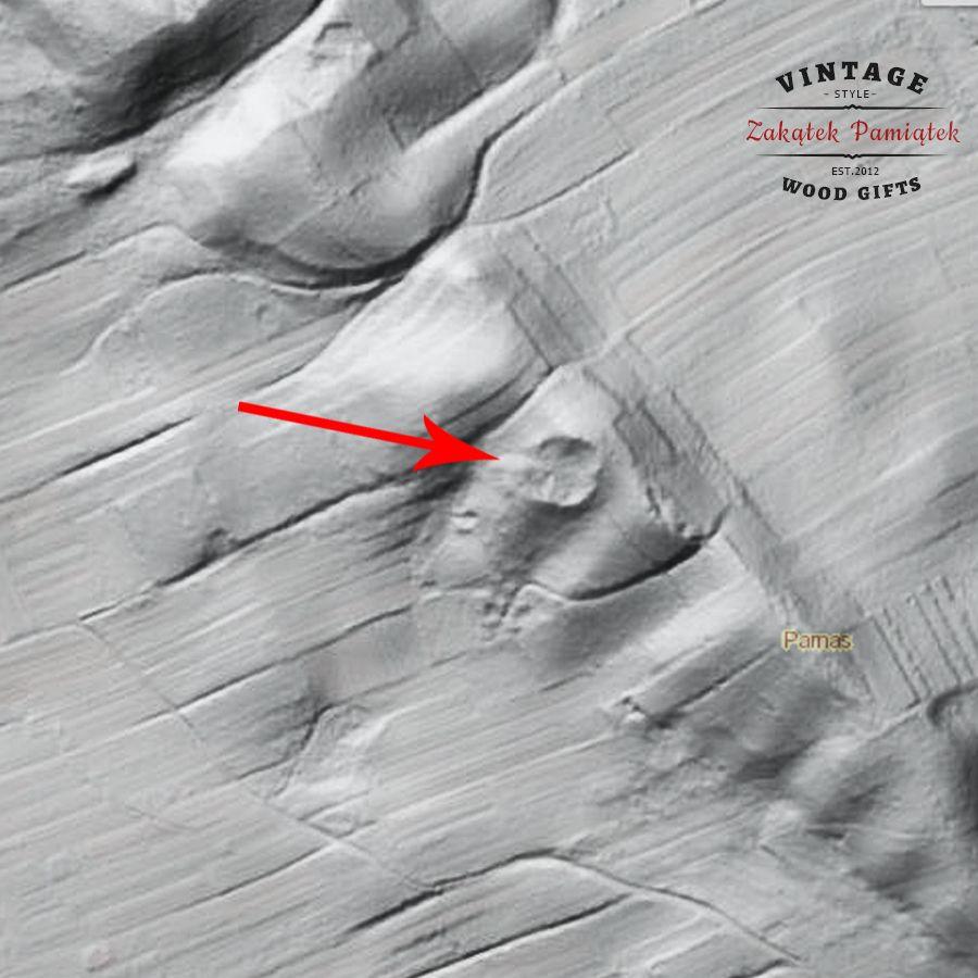 O górze Hyb w Domaradzu