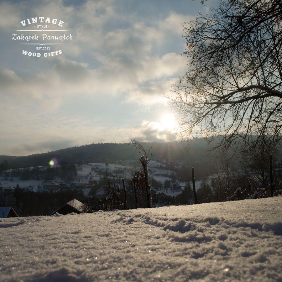 Zima od początku stycznia 2019 nas rozpieszcza