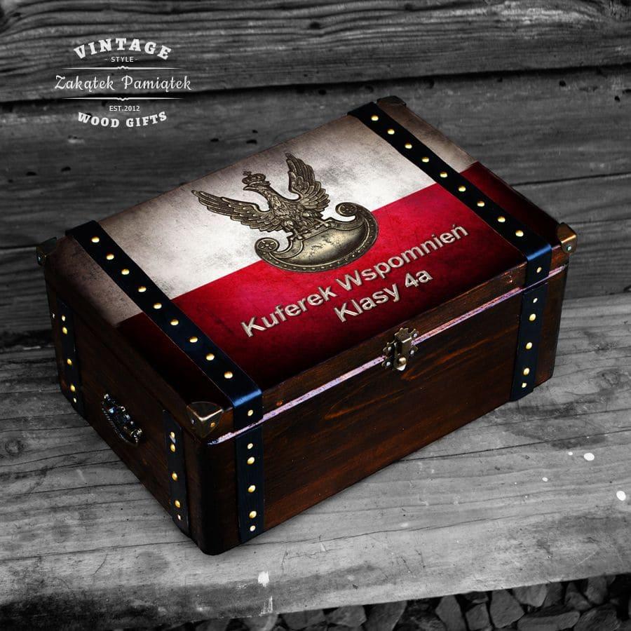 pudełko wspomnień. prezent dla nauczyciela