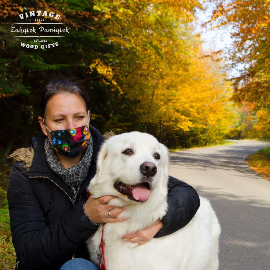 Jesienny spacer z Elizą listopad 2020