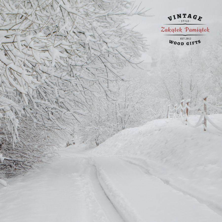 Owczarek Podhalański zima 2021